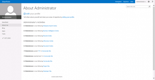SharePoint Templates: Site Templates for SharePoint 2013