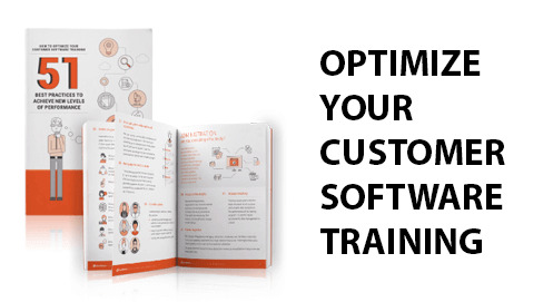 how to optimize your customer sofrware training