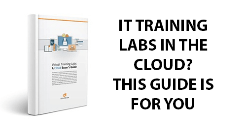 it training labs in the cloud buyers guide