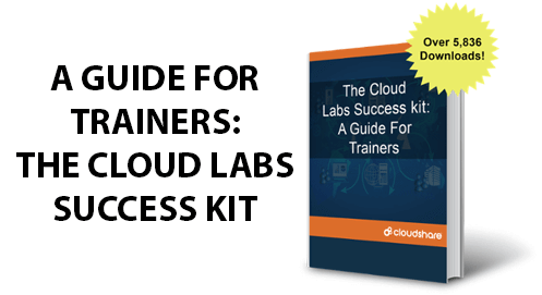 the cloud labs success kit - a guide for trainers