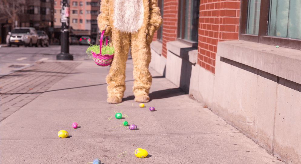 AWS and Easter Bunnies