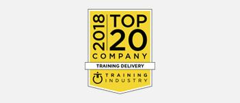 training industry awards