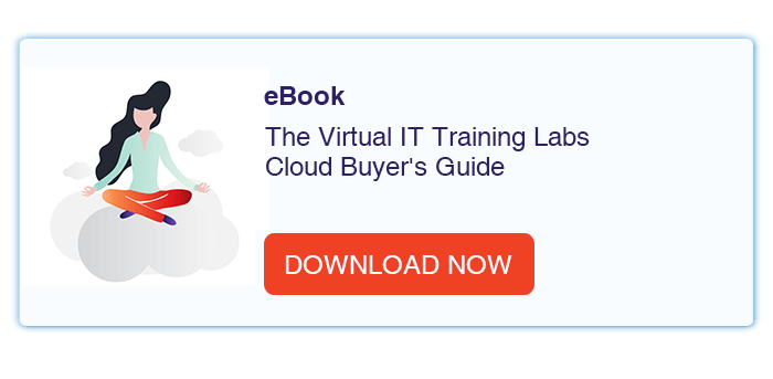 Virtual IT Training Labs Cloud Buyer's Guide