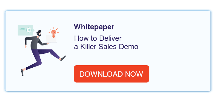 How to Deliver a Killer Sales Demo