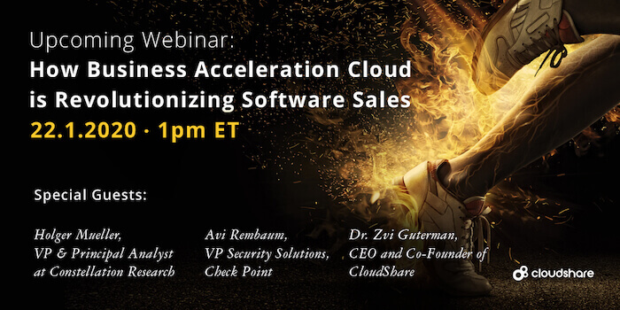 business acceleration cloud webinar