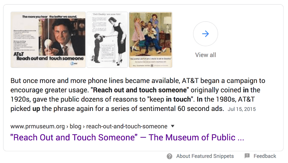 google-search-reach-out-and-touch-someone