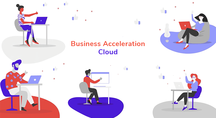 Business Acceleration in Cloud Technology